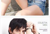 About us / Wo-Men este un brand nou pe piata romaneasca, care isi propune sa ofere o gama variata de accesorii cu modele originale pentru femei si barbati.