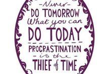 Inspirational / Inspirational quotes