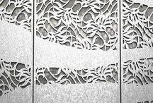 pannelli traforati decorativi