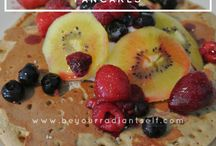~ My Recipes ~ / I love experimenting in the kitchen and bringing my recipes to you!