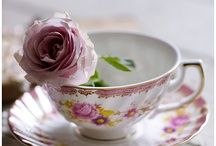 Fine China for Fancy Days / by Patty Chapman