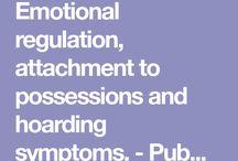 Disertatie - emotion regultion