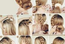 Hairstyles / by María Sánchez Falquez