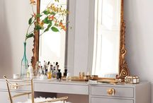 Vanity & Beauty room
