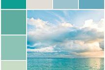 kleuren / Op zoek naar leuke, frisse kleuren voor je geboortekaartje? Doe hier ideeën op!