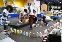 Spark a Reaction 2014 - Teen Summer Reading Program Ideas / by Jenny S.