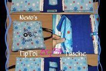 Tiptoi-Tasche