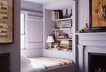 Bedrooms / by Annalea Cassell