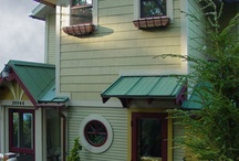 Home exteriors / by Rooster Girl