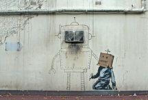 Street Art / by 7th Letter J.