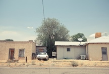 Inspiration Board: West Texas / by La Vilaine Lulu