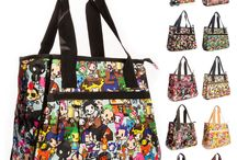 Cartoon bags / Latest trendy backpack and cartoon designed cross body bags