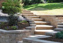 Garden Step Ideas