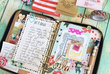 Pretty Planners & Organisers
