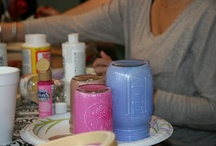 Crafts, Mason Jars / by Stacy O'Haro-Bowman