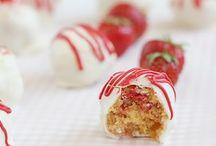 Cake Pop's & Cake Bites