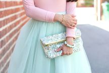 Specific Obsession: Tulle Skirts / All tulle, all the time