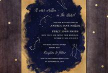 Constellation Themed Wedding // Matrimonio a tema Costellazioni / Moon & Stars Wedding Inspiration // Matrimonio a tema Costellazioni: fatti ispirare dalla luce delle stelle e dalla volta celeste per organizzare un matrimonio stellare