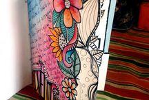 ArtLessons-Art journaling