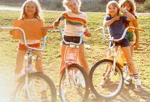Tikes on Bikes
