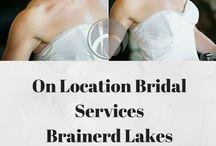 On Location Bridal Makeup Services Brainerd