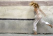 FINE ART ABSTRACT - Timna Woollard Studio