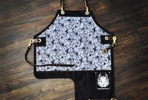 Custom Aprons / Custom aprons created for our customers.