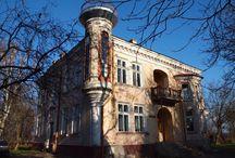 Niewirków - Pałac / Pałac w Niewirkowie zbudowany w 1911 r. dla Mariana Płacheckiego. W 1944 r. majątek został rozparcelowany, a pałac i jego wnętrze zdewastowane. Budynek był użytkowany kolejno jako: posterunek MO, urząd gminy, sklep, biuro GS. Pałac w tym czasie popadł w ruinę. Od 1964 r. mieści się w nim szkoła.