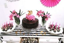 Matrimonio stile nero e rosa