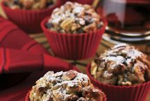 Muffin Recipes / Muffin recipes galore! If you're making muffins for breakfast, a gathering, or some type of special event, look here for some tasty muffin ideas and muffin recipes!  / by The Bewitchin' Kitchen