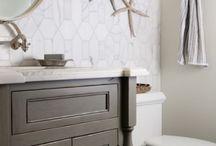 Bathroom Decorating Ideas / by Classy Lil Miss