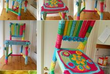 yarn bombing / by Samantha Karr-Tom