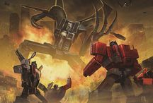 transformers and ower mecha