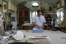 HANDMADE / Servizi offerti da PORTAMARINA - restauro, creazione di oggetti nel laboratorio