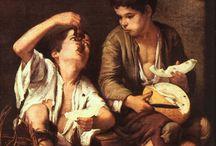 Murillo (Spanish painter) / Favourite artist - love his whimsical children
