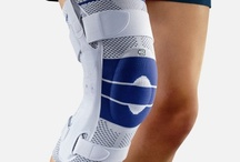 Knee Braces / Great knee braces for strains, ligament sprains, ACL injuries, arthritis, chondromalacia, and more
