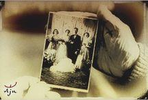 Fairy Tale Wedding Style / Polaroid Transfer Emulation