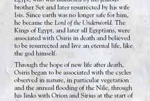 Mythology of Ancient Egypt