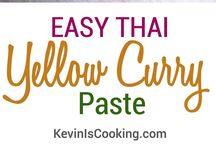 Thai Based Recipes