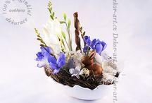 Velikonoční dekorace / Velikonoční dekorace - originální a moderní design z www.dekor-art.cz