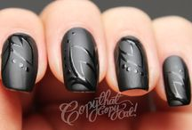 sick? get a maniCURE / by Melody C.