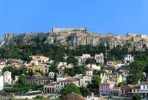 plaka – Acropolis - Monastiraki