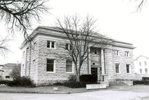 Carnegie Libraries in Kansas / Photographs of Carnegie Libraries in Kansas