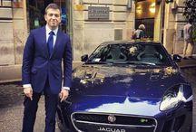 Shinto Jaguar lounge / Shinto e Jaguar: un binomio fatto di classe ed eleganza.