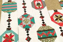 Christmas Patchwork/Quilting