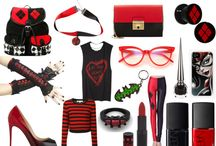 Harley Quinn fashion