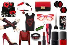 Harley Quinn fashion
