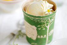 Ice cream / Homemade ice cream minus all the bad stuff :)