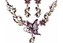 #Butterfly Necklace
