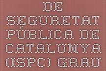 Institut de Seguretat Publica Caalunya ISPC / L'Institut de Seguretat Pública de Catalunya (ISPC) Grau en Seguretat   COM A CENTRE UNIVERSITARIO… http://wp.me/p2n0XE-3Ho vía @juliansafety